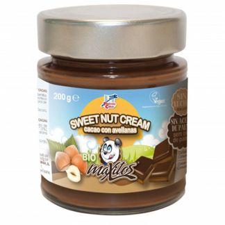 Crema de Cacao y Avellanas La Finestra Sul Cielo - 200 gramos