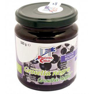 Compota de Grosella Negra La Finestra Sul Cielo - 320 gramos