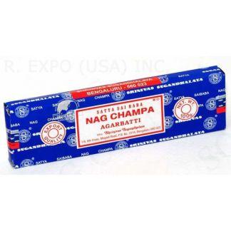 Incienso Nag Champa - 15 gramos