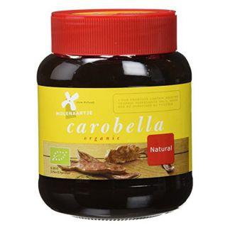 Crema Carobella de Algarroba MolenAartje - 350 gramos