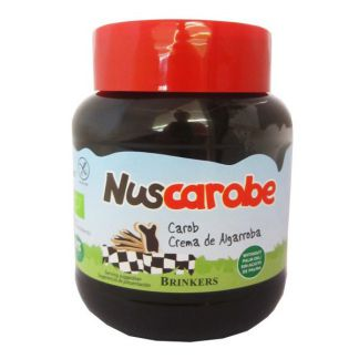 Crema de Algarroba Nuscarobe - 400 gramos