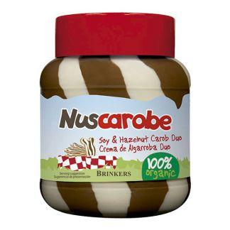 Crema de Algarroba Duo Nuscarobe - 400 gramos