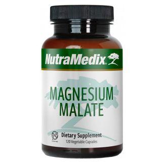 Magnesium Malate Nutramedix - 120 cápsulas