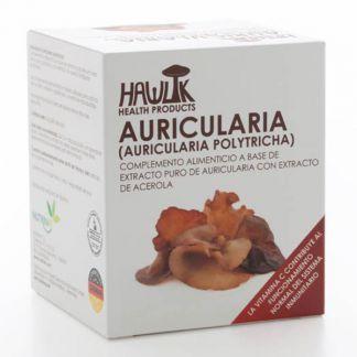 Auricularia Hawlik - 60 cápsulas