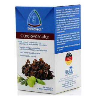 Cardiovascular Hawlik - 120 cápsulas