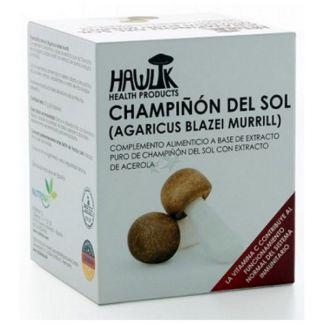 Champiñón del Sol Hawlik - 60 cápsulas