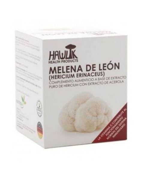Melena de León Hawlik - 60 cápsulas