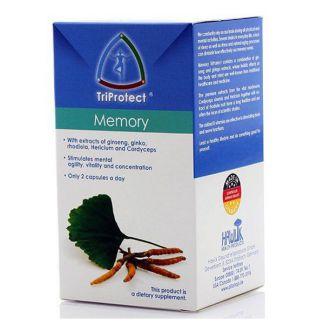 Memoria (Memory) Hawlik - 120 cápsulas