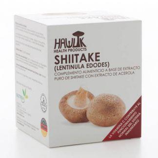 Shiitake Hawlik - 60 cápsulas