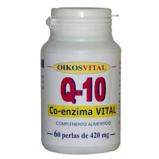Coenzima Q10 30 mg. Oikos - 60 perlas