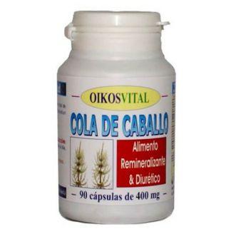 Cola de Caballo Oikos - 90 cápsulas