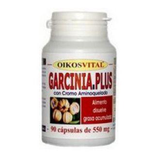 Garcinia Plus Oikos - 90 cápsulas