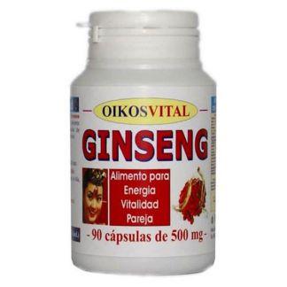 Ginseng Plus Oikos - 90 cápsulas