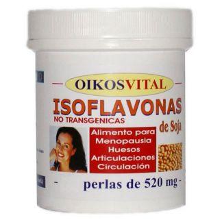 Isoflavonas Vital Oikos - 180 perlas