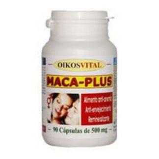 Maca Plus Oikos - 90 cápsulas