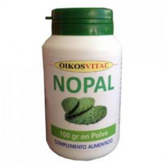 Nopal Oikos - 180 cápsulas