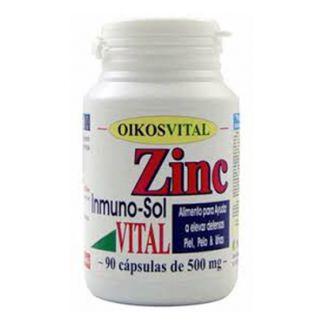 Zinc Vital Oikos - 90 cápsulas