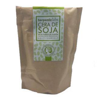 Cera de Soja Terpenic - 100 gramos