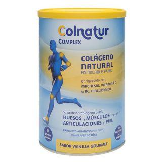 Colnatur Colágeno Complex Sabor Vainilla Gourmet - 330 gramos