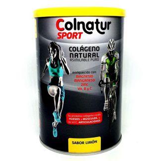 Colnatur Colágeno Sport Sabor Limón - 345 gramos