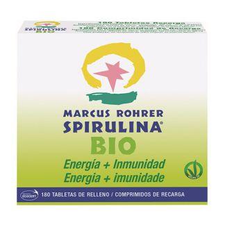 Recarga Spirulina (Espirulina) Bio Marcus Rohrer - 180 comprimidos