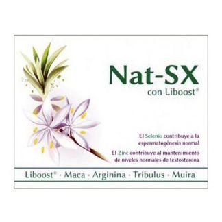 Nat-SX Espadiet - 10 cápsulas