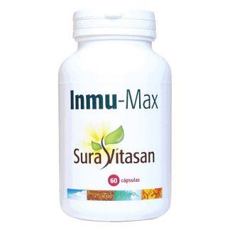 Inmu-Max Sura Vitasan - 60 cápsulas