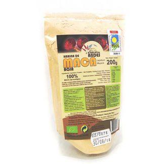 Maca Roja El Oro de los Andes - 200 gramos