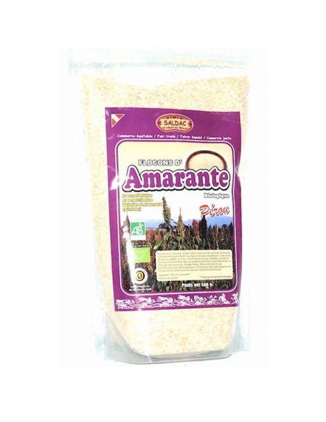 Copos de Amaranto El Oro de los Andes - 500 gramos