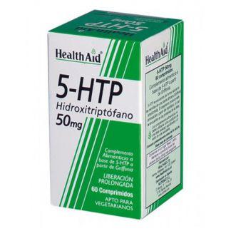 5-HTP (5-hidroxitriptófano) Health Aid - 60 comprimidos