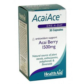 Acaiace (Baya de Acai) Health Aid - 30 cápsulas