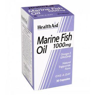 Aceite de Pescado Health Aid - 30 cápsulas