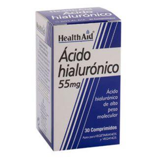 Ácido Hialurónico Health Aid - 30 comprimidos