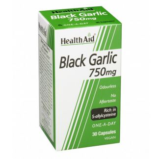 Ajo Negro Health Aid - 30 cápsulas