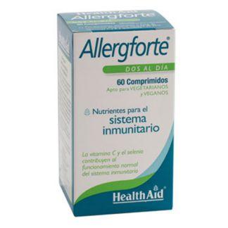 Allergforte Health Aid - 60 comprimidos