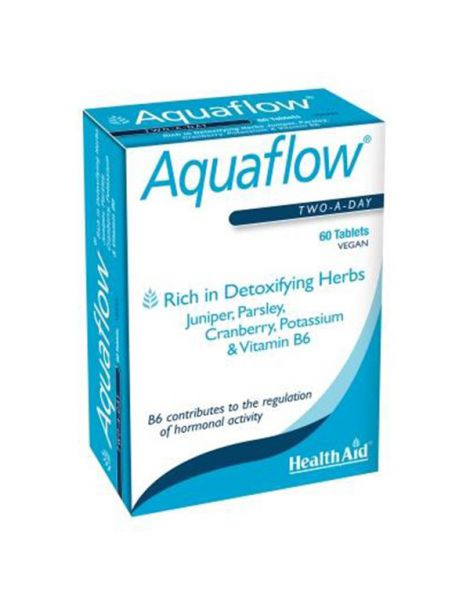 Aquaflow Health Aid - 60 comprimidos