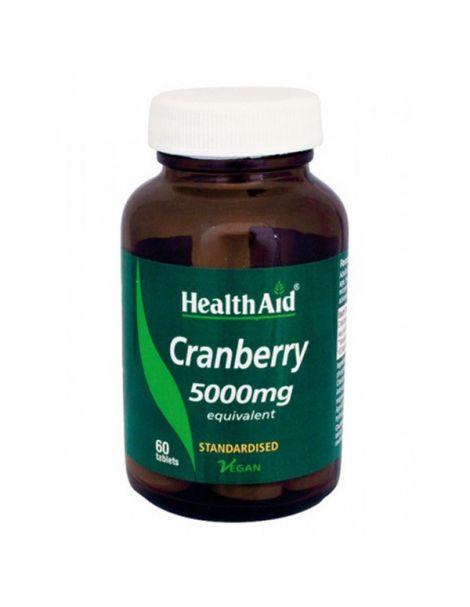 Arándano Rojo Health Aid - 60 comprimidos