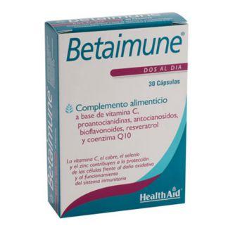 Betainmune Antioxidant FR Health Aid - 30 cápsulas
