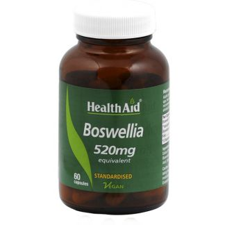 Boswelia Health Aid - 60 cápsulas