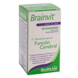 Brainvit Health Aid - 60 comprimidos