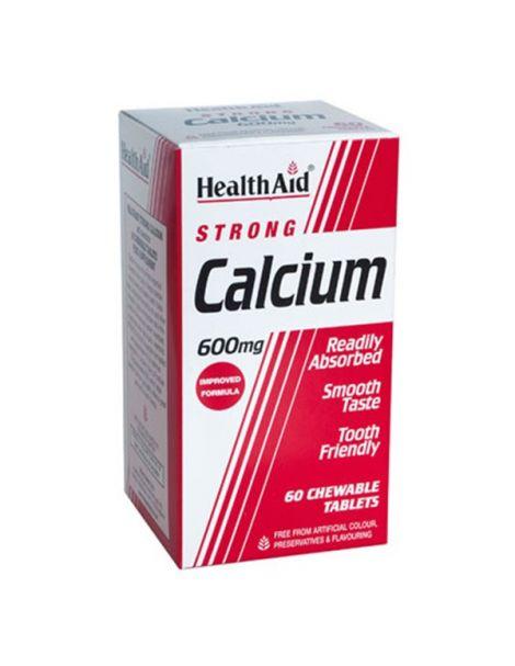 Calcio Health Aid - 60 comprimidos