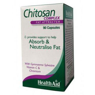 Chitosan Complex Health Aid - 90 cápsulas