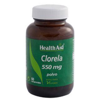 Chlorella Health Aid - 60 comprimidos