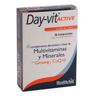 Day-Vit Active Health Aid - 30 comprimidos
