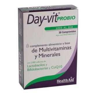 Day-Vit Probio Health Aid - 30 comprimidos