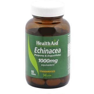 Echinacea Health Aid - 60 comprimidos