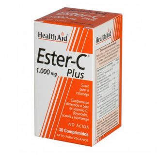 Ester C Plus 1000 mg Health Aid - 30 comprimidos