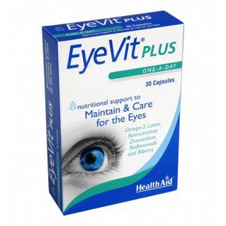EyeVit Plus Health Aid - 30 cápsulas