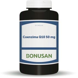 Coenzima Q10 50 mg Bonusan - 60 cápsulas