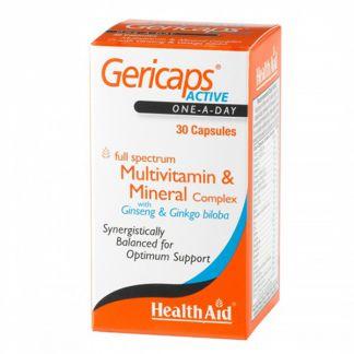 Gericaps Active Health Aid - 30 cápsulas